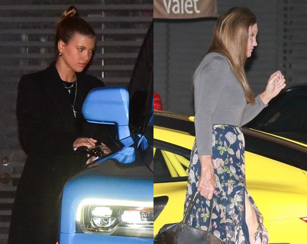 Sofia Richie, Caitlyn Jenner