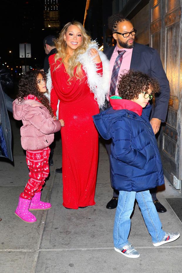 Mariah Carey & Kids