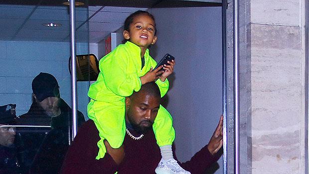 Kanye & Saint West