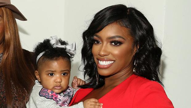 Porsha Williams & daughter PJ