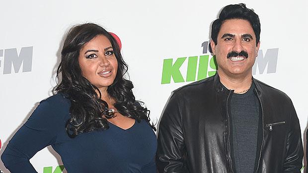Mercedes Javid & Reza Farahan