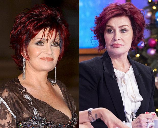 Sharon Osbourne on 'Loose Women'