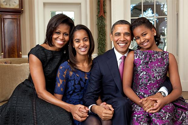 michelle obamam family