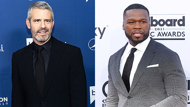 Andy Cohen 50 Cent