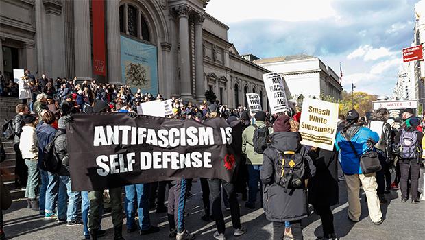 Anti-Fascism Protest