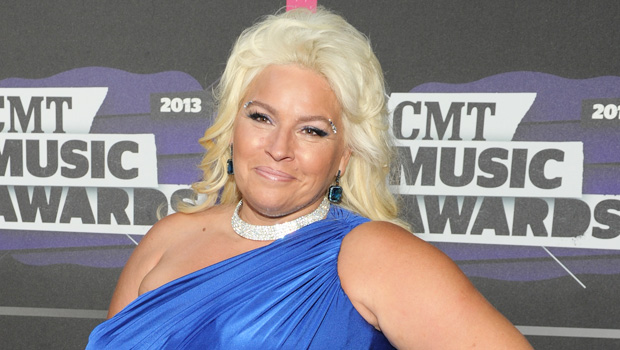 Beth Chapman on the red carpet