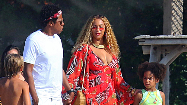Beyonce & her family