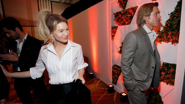 Brad Pitt, Renée Zellweger