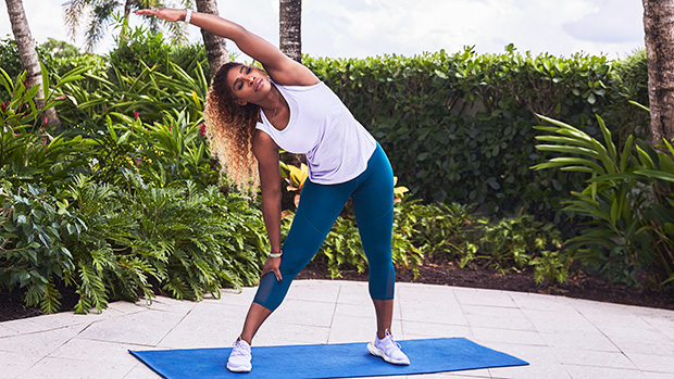 16 Celebs Who Love Yoga As A Workout Alternative: Serena Williams & More