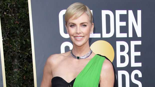 Charlize Theron 2020 Golden Globes