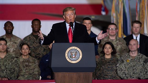 Donald Trump Troops