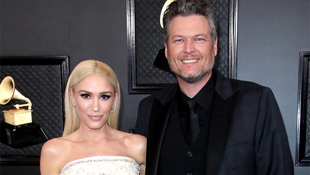 Gwen Stefani & Blake Shelton Grammys 2020