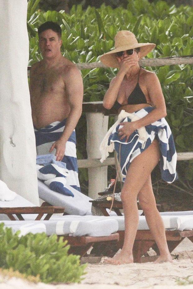 Jennifer Aniston in Tulum