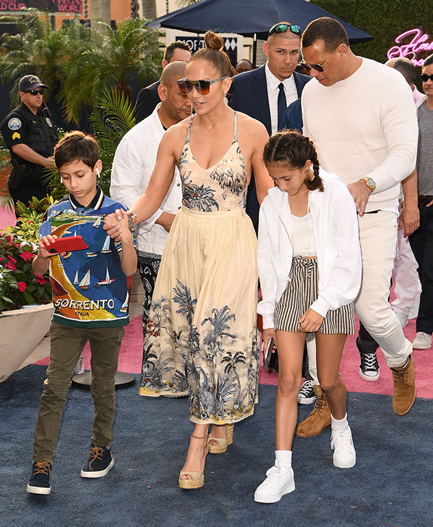Jennifer Lopez Alex Rodriguez Max Emme