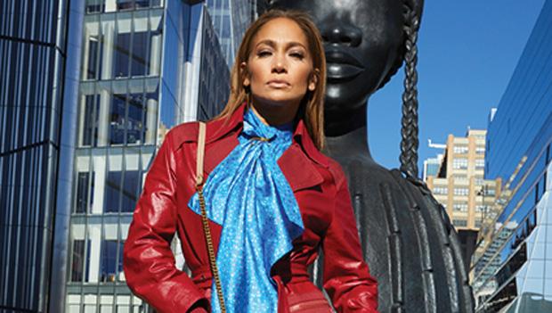 Jennifer Lopez for Coach 2020