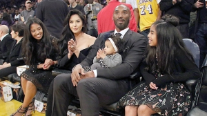 Kobe & His Kids: See Precious Pics Of The Bryant Family On The 1st Anniversary Of His Death