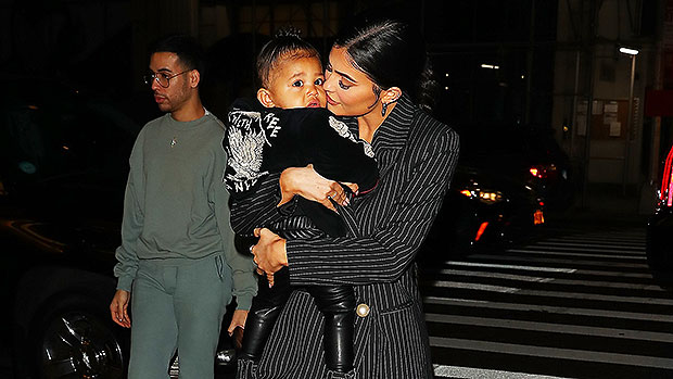 Kylie Jenner, Stormi Webster