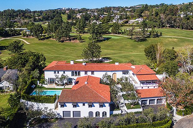 Lori Loughlin's mansion