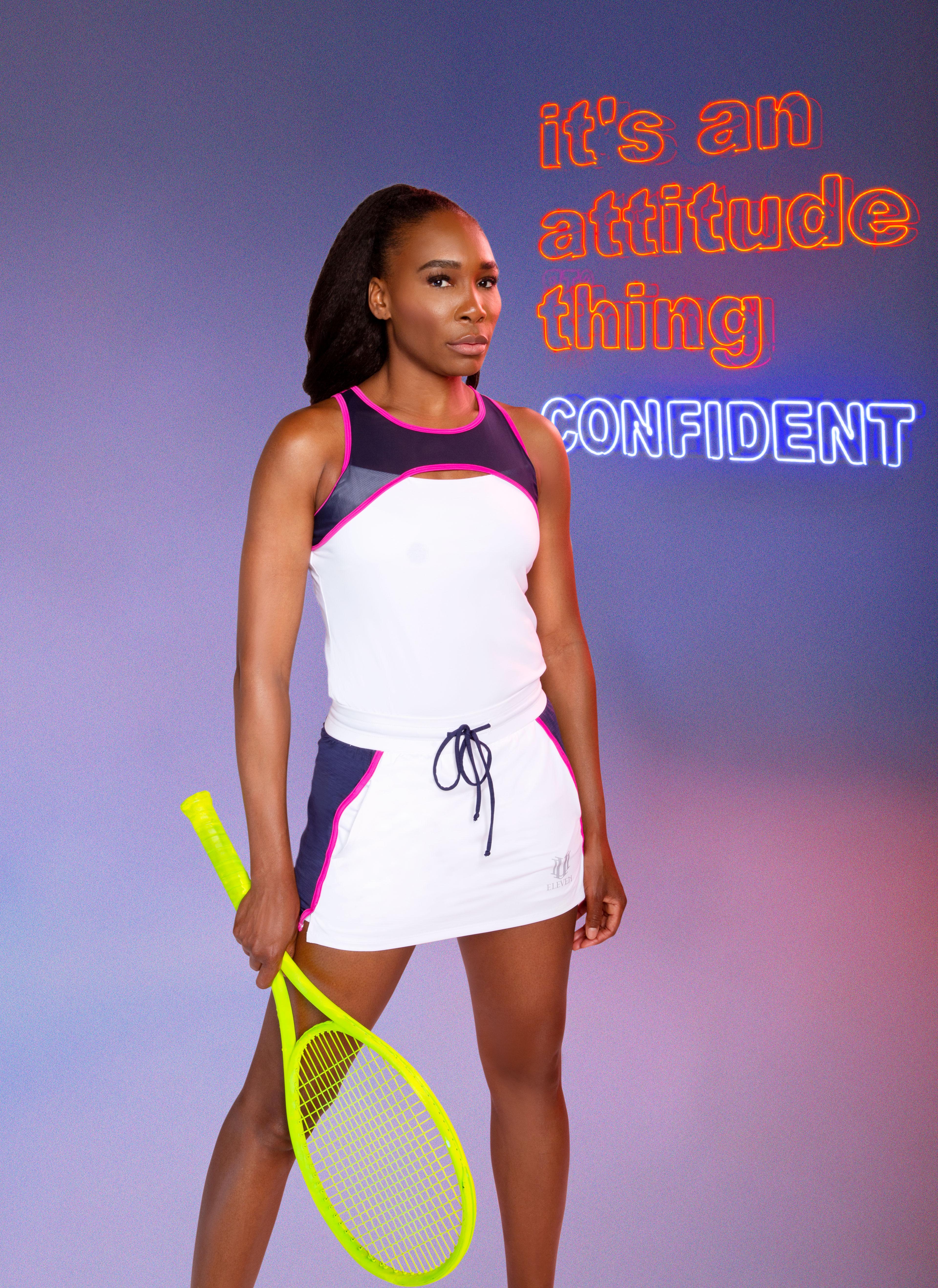 Venus Williams activewear line Australian Open