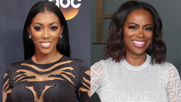 Porsha Williams & Kandi Burruss