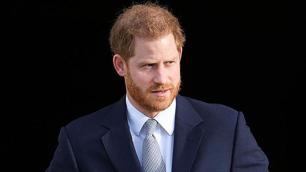 Prince Harry at Buckingham Palace