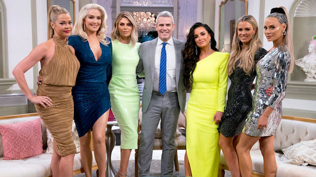 'RHOBH' with Andy Cohen