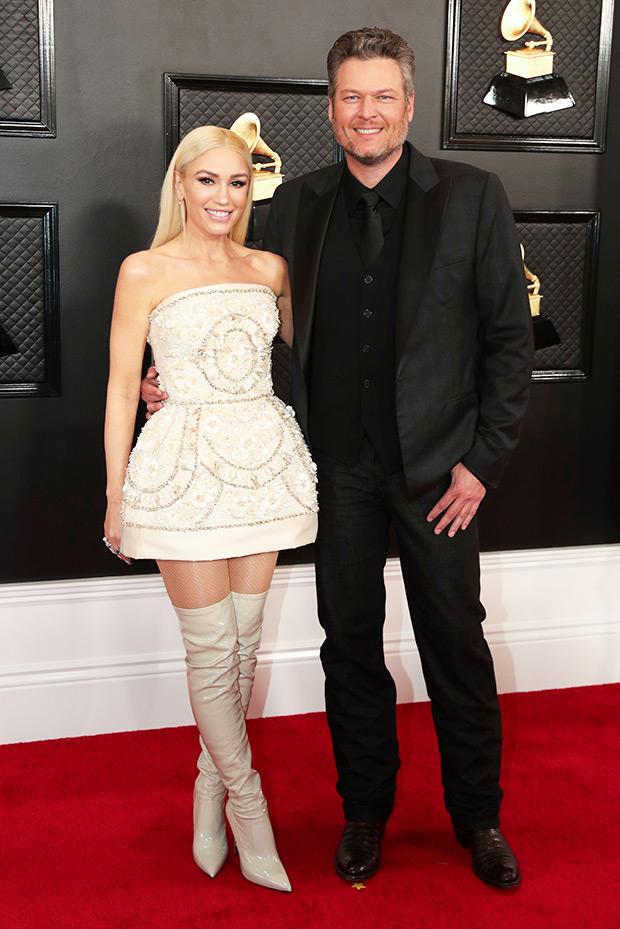 Gwen Stefani Blake Shelton
