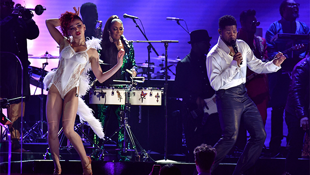Usher, FKA Twigs, Sheila E.