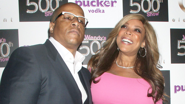 Wendy Williams & Kevin Hunter Sr.