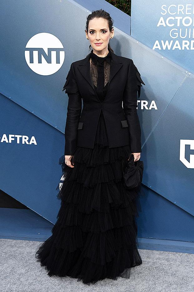 Winona Ryder SAG