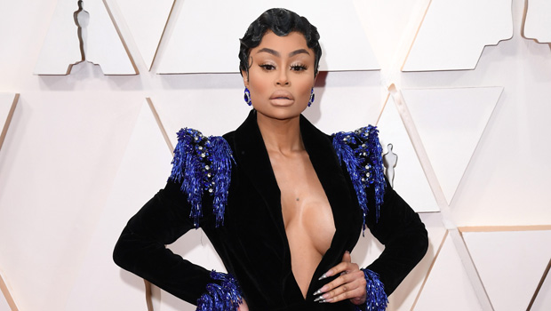 Blac Chyna Oscars 2020