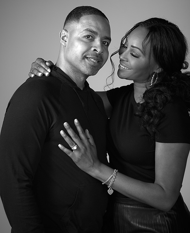 Cynthia Bailey & Mike Hill For HollywoodLife