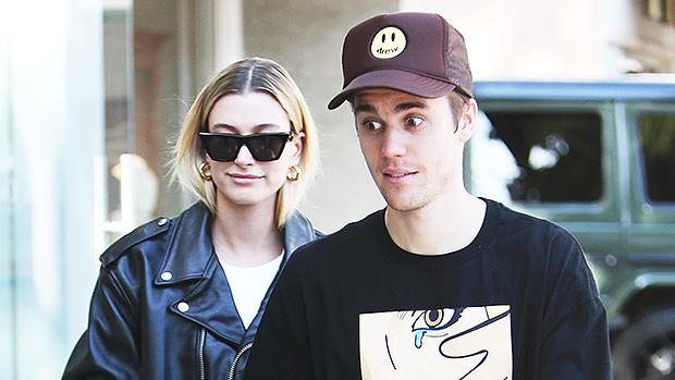 Hailey Baldwin reaction Justin Bieber Calvin Klein