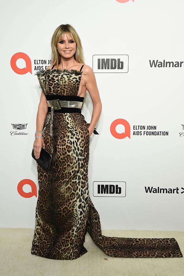 Heidi Klum Oscars 2020