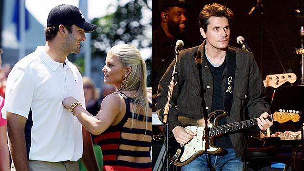Jessica Simpson, Tony Romo & John Mayer