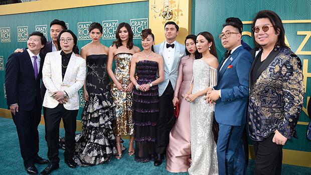 John M. Chu, Crazy Rich Asians