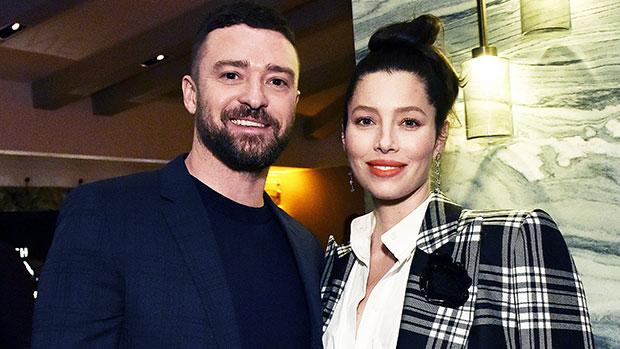 Justin Timberlake & Jessica Biel 'The Sinner 3' premiere