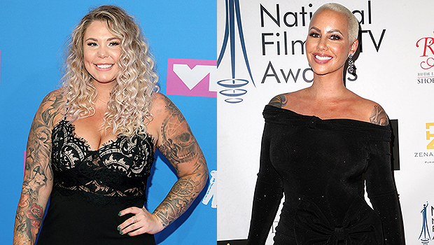 Kailyn Lowry and Amber Rose