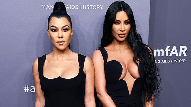 kourtney kardashian kim kardashian