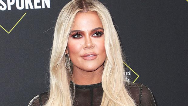 Khloe Kardashian S Short Blonde Bob At Oscars After Party 2020 Pics Hollywood Life