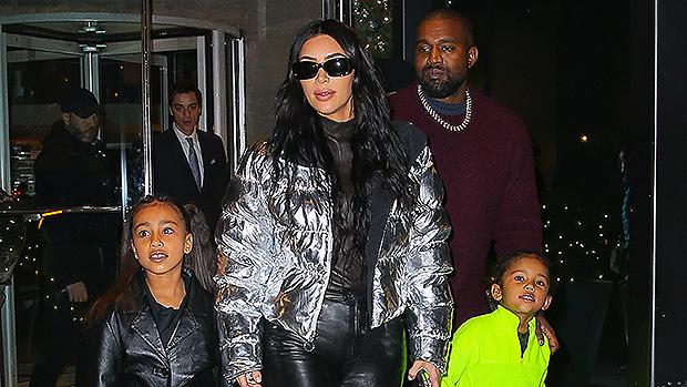 Kim Kardashian & Family