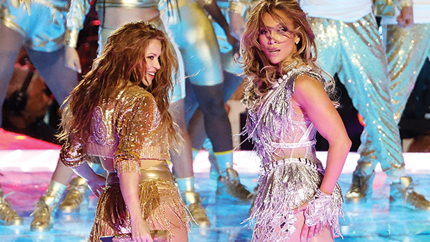 Super Bowl Halftime Show 2020: J.Lo & Shakira Sing & Dance To Their Biggest Hits