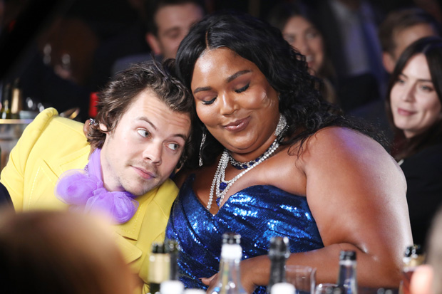 Harry and Lizzo