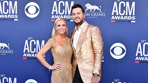 Luke Bryan & Caroline Boyer