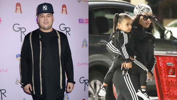 Rob Kardashian, Blac Chyna, Dream Kardashian