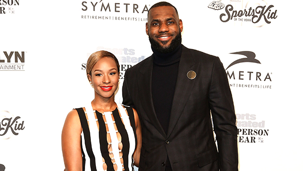 LleBron and Savannah James
