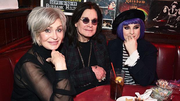 Sharon Ozzy Kelly Osbourne