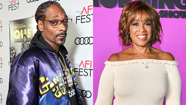 Snoop Dogg, Gayle King
