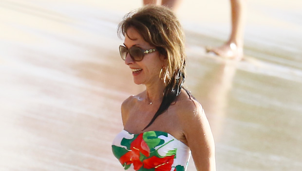 Susan Lucci in a swimsuit