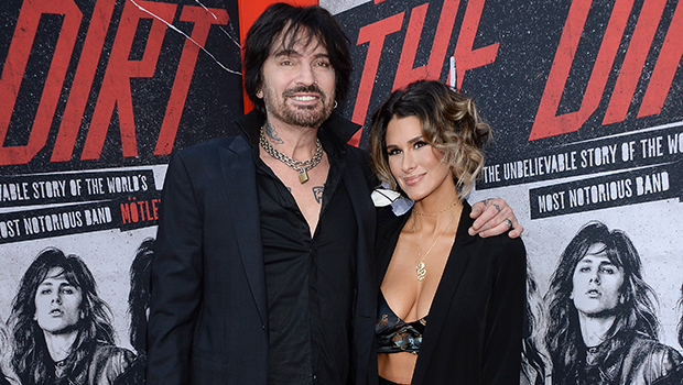 Tommy Lee & Brittany Furlan